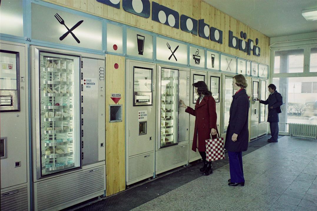 1975,  Gyöngyös, Hungary. Source: FORTEPAN